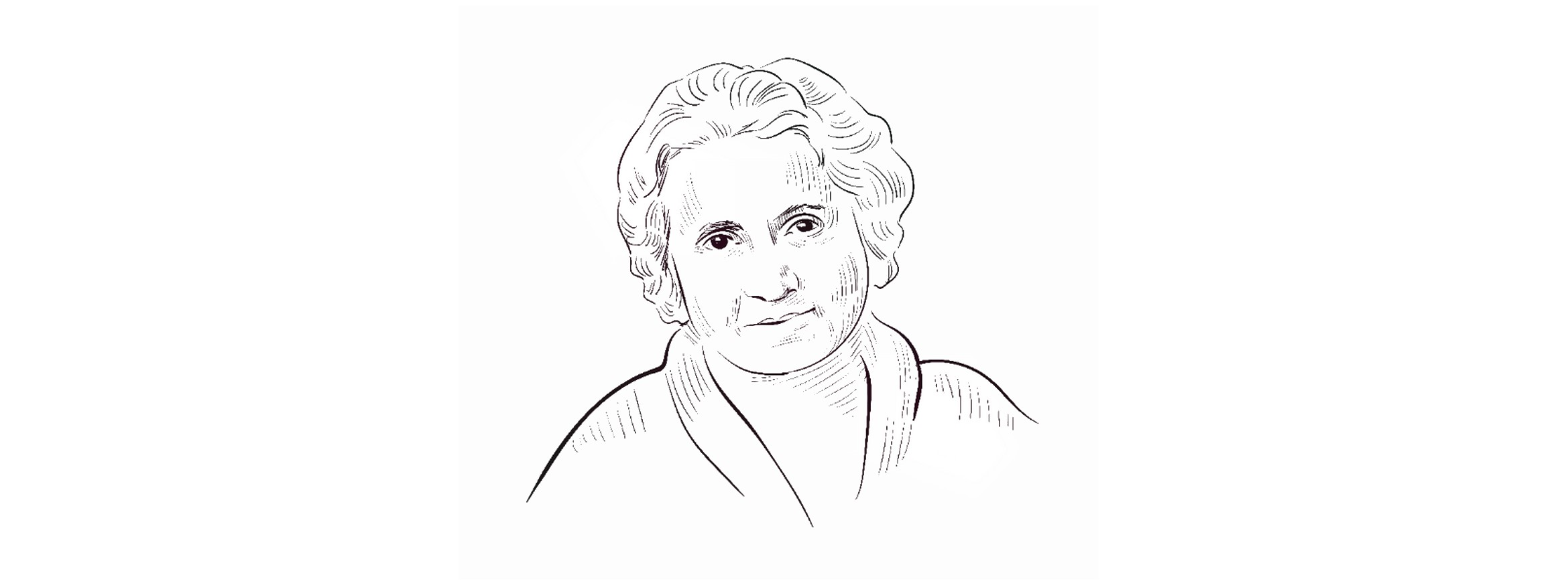 Maria Montessori, une femme au parcours «révolutionnaire»