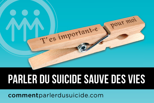 Journée mondiale prévention suicide